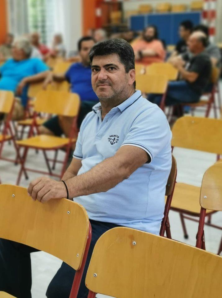 Γιώργος Στούπας:«Δεν συνεχίζω στο τιμόνι της ομάδας» (φωτό) 103548161 983335828751910 7424762022962230466 n