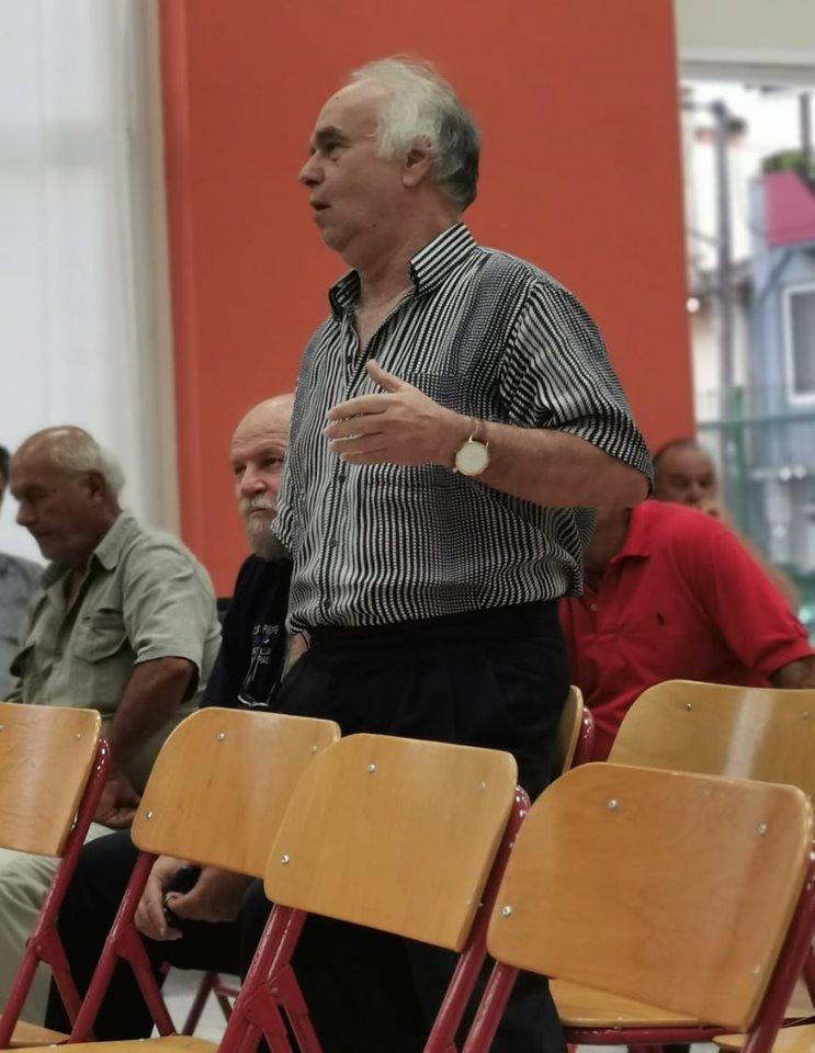 Γιώργος Στούπας:«Δεν συνεχίζω στο τιμόνι της ομάδας» (φωτό) 104408674 267116517967069 3557553528220366697 n