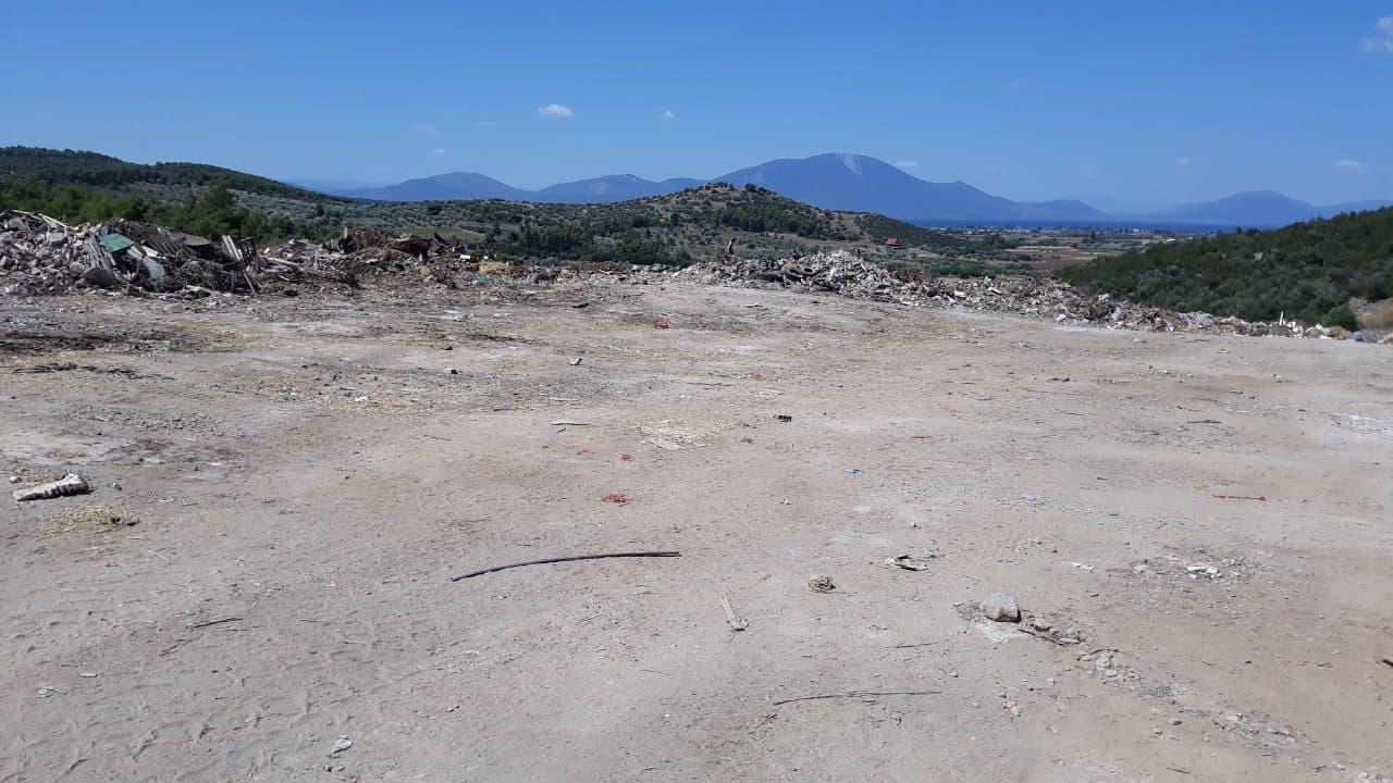 Καθαρίστηκε ο χώρος που θα εγκατασταθεί ο ΒΙΟΚΑ-Παρακαλούνται να μην πετούν σκουπίδια οι πολίτες 104655281 578582946377501 6065026159043429428 n 1