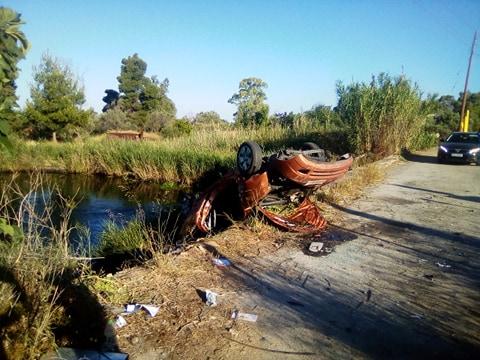 Θανατηφόρο τροχαίο στον  Κολοβρέχτη: Σκοτώθηκε 23χρονος (φωτό)