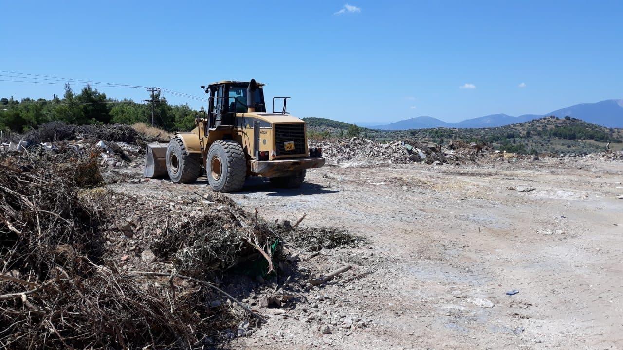 Καθαρίστηκε ο χώρος που θα εγκατασταθεί ο ΒΙΟΚΑ-Παρακαλούνται να μην πετούν σκουπίδια οι πολίτες 75429642 1370925626443171 917007493874008562 n 1