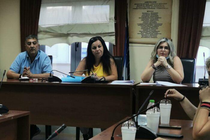 Πραγματοποιήθηκε η πρώτη συνάντηση για την δημιουργία εθελοντικής ομάδας πρώτων βοηθειών στο Δημαρχείο των Ψαχνών