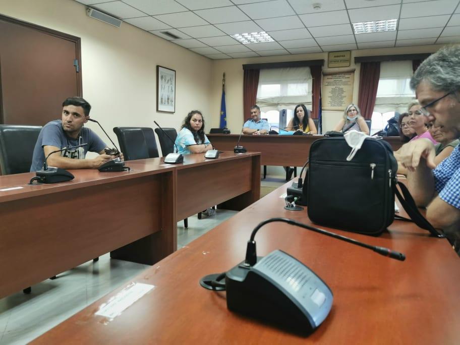 Πραγματοποιήθηκε η πρώτη συνάντηση για την δημιουργία εθελοντικής ομάδας πρώτων βοηθειών στο Δημαρχείο των Ψαχνών 116396754 3127205954024743 352413610615550281 n