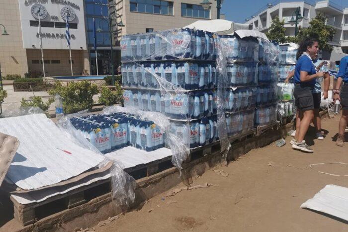 Καταγγελία πολίτη με αναπηρία:«Πήγαμε να πάρουμε νερό και μας έδιωξαν κακήν κακώς»