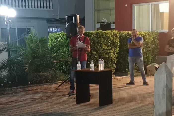 Κάλεσμα της επιτροπής αγώνα κατοίκων Καστέλλας σε ανοιχτή συγκέντρωση στην πλατεία της Καστέλλας την Πέμπτη στις 19:30