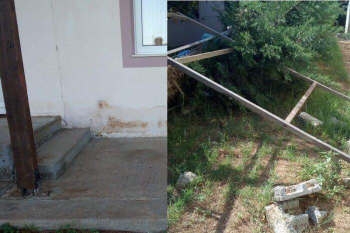 Νηπιαγωγείο Καστέλλας:Πρώτο κουδούνι με...άθλιες συνθήκες