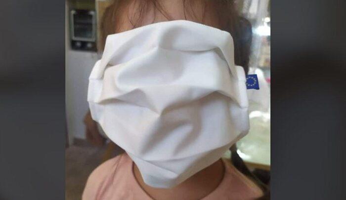 ΚΕΔΕ: Διακόπτεται η παραγωγή μασκών για τους μαθητές μετά το σάλο για τις διαστάσεις τους