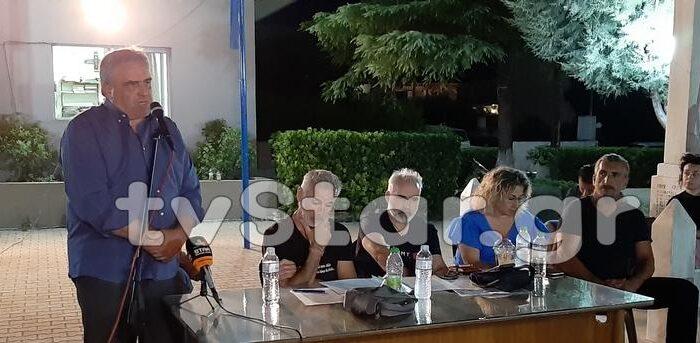 Σε ελάχιστες οικογένειες έχουν δοθεί τα 600 ευρώ. Συνέλευση κατοίκων στην Καστέλλα (video)