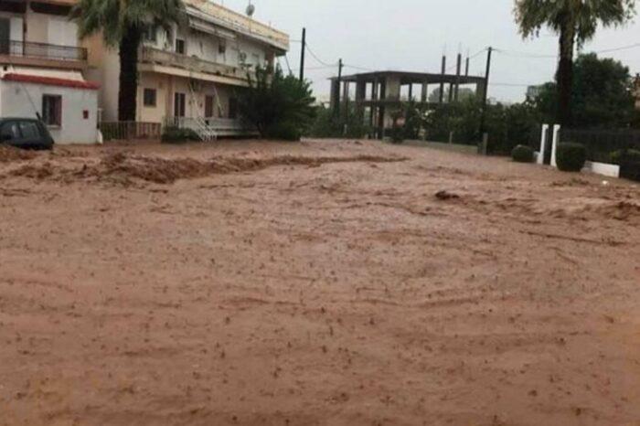 Ευχαριστήρια επιστολή ΔΗ.ΚΑ.ΔΙ.ΜΕ προς τους χορηγούς και  όλους όσους βοήθησαν στις πλημμύρες της 8ης Αυγούστου