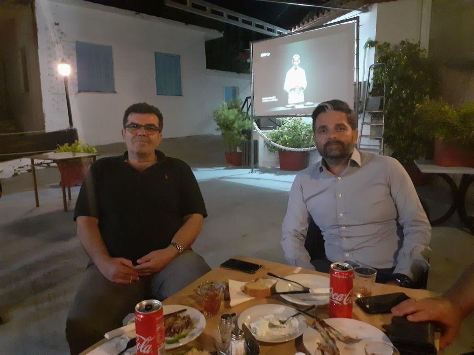 Ανθρωπιστική βοήθεια στους πληγέντες του Δήμου Διρφύων Μεσσαπίων από τον Σίμο Κεδίκογλου και από Προέδρους ΔΗΜΤΟ Ευβοίας (φωτό-video) 1