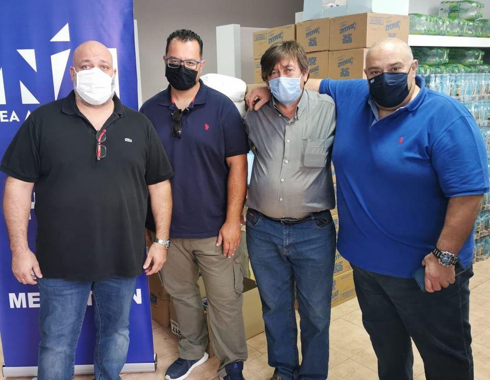 Ανθρωπιστική βοήθεια στους πληγέντες του Δήμου Διρφύων Μεσσαπίων από τον Σίμο Κεδίκογλου και από Προέδρους ΔΗΜΤΟ Ευβοίας (φωτό-video) 120923153 758342148056058 6889242674727918207 n