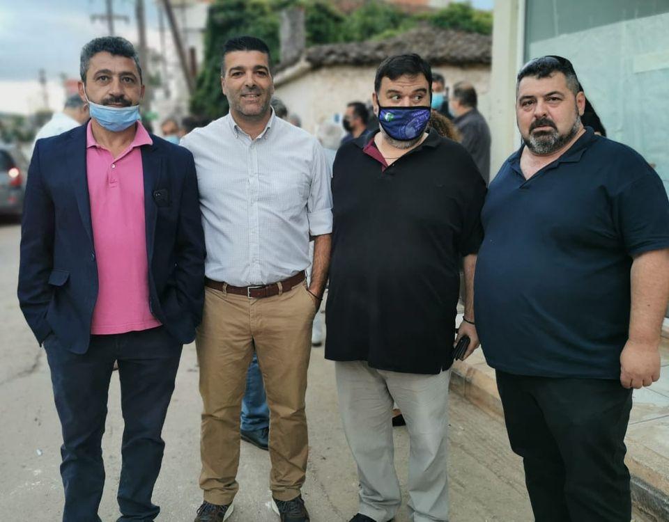 Ανθρωπιστική βοήθεια στους πληγέντες του Δήμου Διρφύων Μεσσαπίων από τον Σίμο Κεδίκογλου και από Προέδρους ΔΗΜΤΟ Ευβοίας (φωτό-video) 120934900 407257863613782 4653542111472617436 n