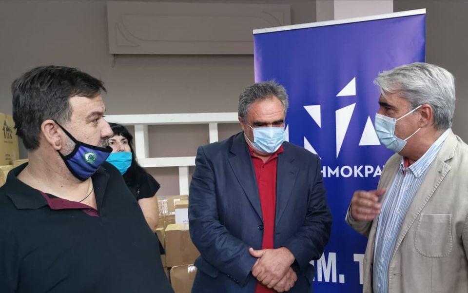 Ανθρωπιστική βοήθεια στους πληγέντες του Δήμου Διρφύων Μεσσαπίων από τον Σίμο Κεδίκογλου και από Προέδρους ΔΗΜΤΟ Ευβοίας (φωτό-video) 120937734 3862610240434493 8665134031239461298 n