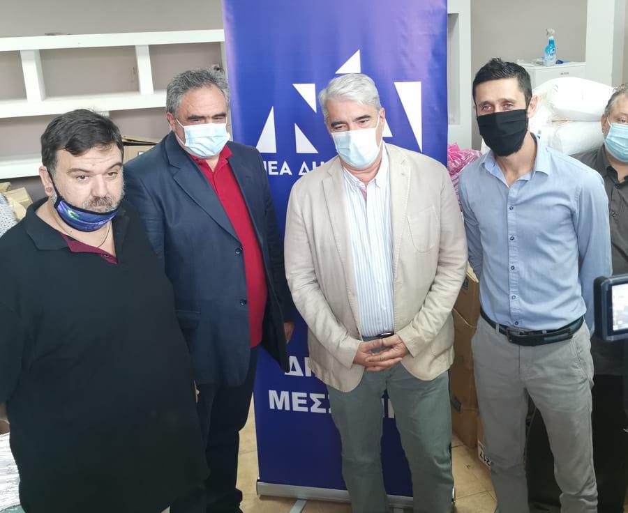 Ανθρωπιστική βοήθεια στους πληγέντες του Δήμου Διρφύων Μεσσαπίων από τον Σίμο Κεδίκογλου και από Προέδρους ΔΗΜΤΟ Ευβοίας (φωτό-video) 120973386 674608863179091 4225362252587220644 n