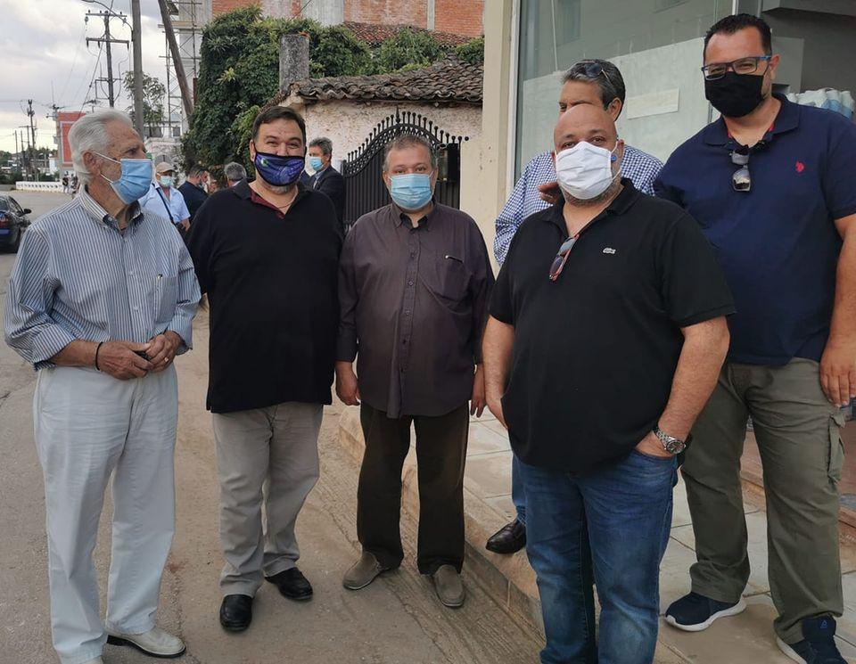 Ανθρωπιστική βοήθεια στους πληγέντες του Δήμου Διρφύων Μεσσαπίων από τον Σίμο Κεδίκογλου και από Προέδρους ΔΗΜΤΟ Ευβοίας (φωτό-video) 121084261 3658653854168145 2187517681955434937 n
