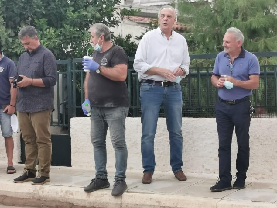 Ανθρωπιστική βοήθεια στους πληγέντες του Δήμου Διρφύων Μεσσαπίων από τον Σίμο Κεδίκογλου και από Προέδρους ΔΗΜΤΟ Ευβοίας (φωτό-video) 121098714 2795740874002234 3593276688327136994 n