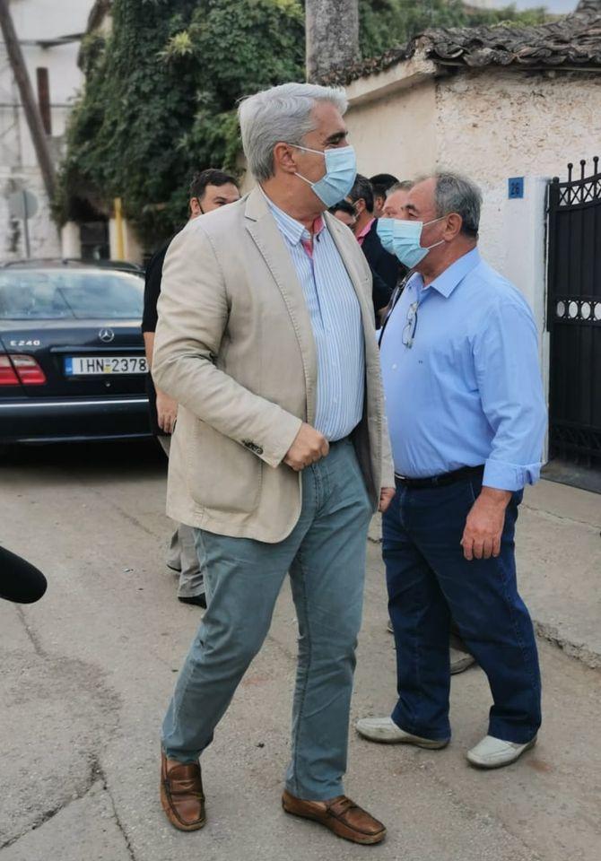 Ανθρωπιστική βοήθεια στους πληγέντες του Δήμου Διρφύων Μεσσαπίων από τον Σίμο Κεδίκογλου και από Προέδρους ΔΗΜΤΟ Ευβοίας (φωτό-video) 121109606 359356591882855 2060774402523356563 n