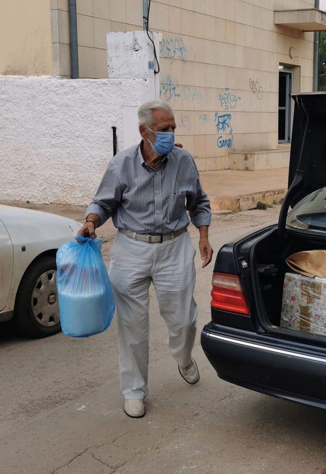 Ανθρωπιστική βοήθεια στους πληγέντες του Δήμου Διρφύων Μεσσαπίων από τον Σίμο Κεδίκογλου και από Προέδρους ΔΗΜΤΟ Ευβοίας (φωτό-video) 121159547 999041847248167 7780319340659450449 n