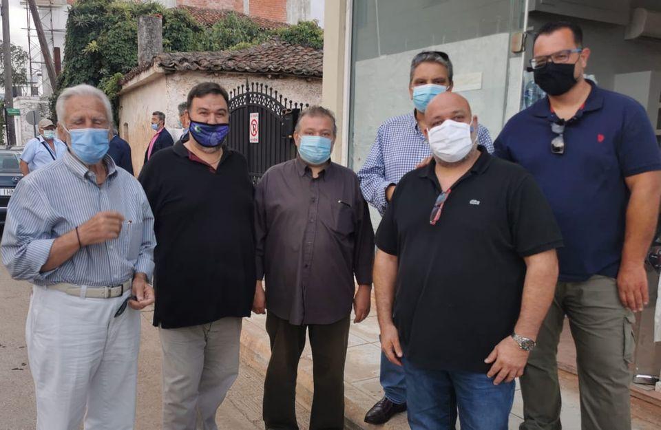 Ανθρωπιστική βοήθεια στους πληγέντες του Δήμου Διρφύων Μεσσαπίων από τον Σίμο Κεδίκογλου και από Προέδρους ΔΗΜΤΟ Ευβοίας (φωτό-video) 121194846 393562664985595 266939938741881162 n