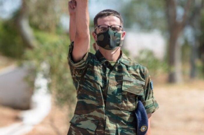 Μητσοτάκης: Ο γιος μου θα υπηρετήσει όλη τη θητεία στον Έβρο