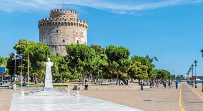 Lockdown από σήμερα σε Θεσσαλονίκη, Λάρισα, Ροδόπη