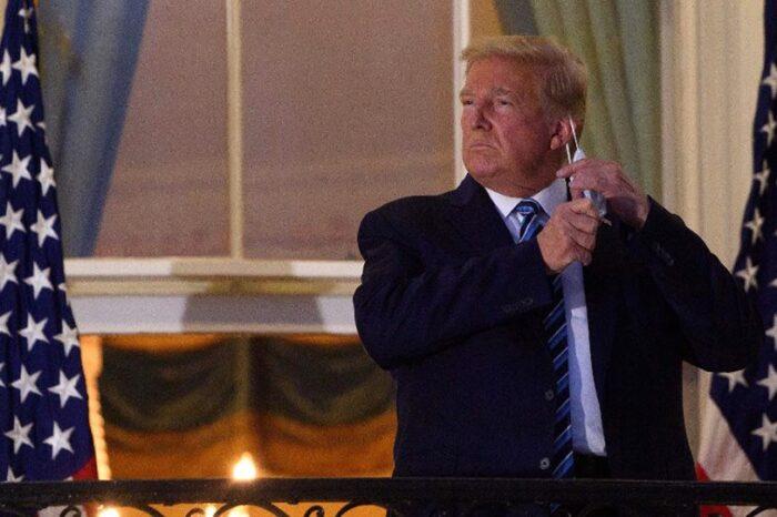 Πίσω στο Λευκό Οίκο ο Αμερικανός πρόεδρος - Έγινε «θαύμα» ή ήταν όλα ένα σόου;