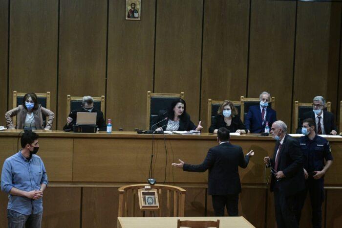 Δίκη Χρυσής Αυγής: Στις 12:00 ανακοινώνονται οι ποινές για την εγκληματική οργάνωση