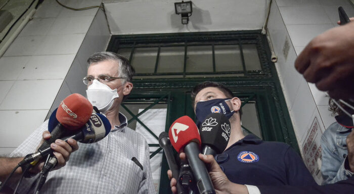 «Η Αθήνα δεν πάει καλά»: Μεγάλη ανησυχία για την Αττική, σε υψηλά επίπεδα τα κρούσματα κορωνοϊού -Η προειδοποίηση Τσιόδρα
