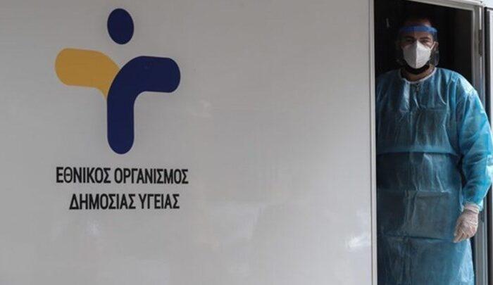 Κορονοϊός: 842 νέα κρούσματα - 21 νεκροί σε 24 ώρες - 283 οι διασωληνωμένοι-38 νέα κρούσματα στην Εύβοια