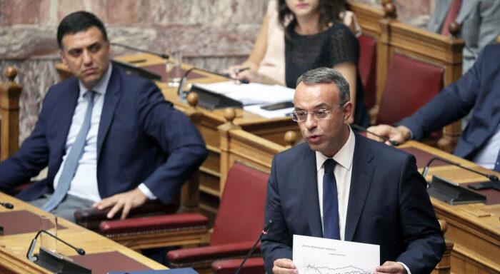 Νέα μέτρα για επιχειρήσεις προανήγγειλε ο Σταϊκούρας -Στήριξη πάγιων δαπανών, επιδότηση ενοικίων