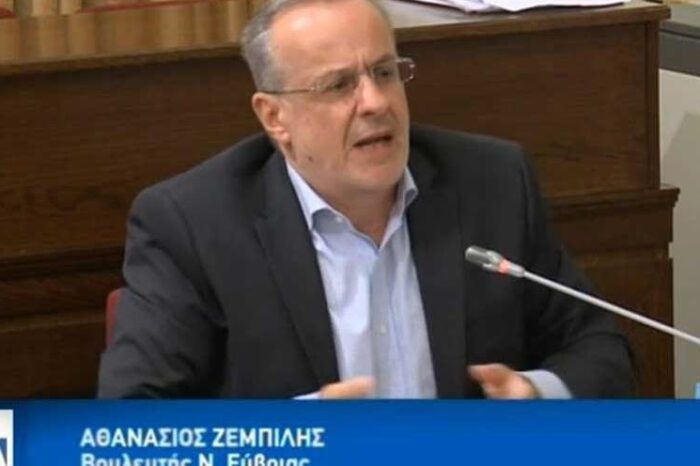 Στην Βουλή από τον Θανάση Ζεμπίλη η αποκατάσταση των γεφυρών Φύλλων, Βασιλικού και Αφρατίου-Ζητά την επίσπευση της δημοπράτησης του έργου