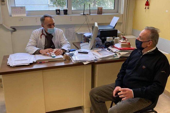 Ζεμπίλης από ΚΥ Ιστιαίας:«Άμεσες ενέργειες για μονάδα αιμοκάθαρσης στην Βόρεια Εύβοια»