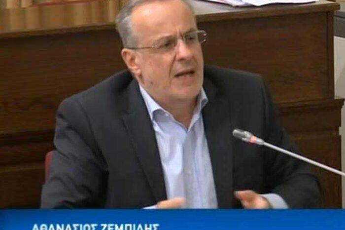 Ζεμπίλης: Για πρώτη φορά θέσαμε το ιδιοκτησιακό της Καρύστου στη σωστή του βάση