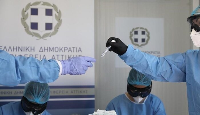 Κορονοϊός: 4.340 νέα κρούσματα και 741 διασωληνωμένους - 72 νεκροί σε 24 ώρες