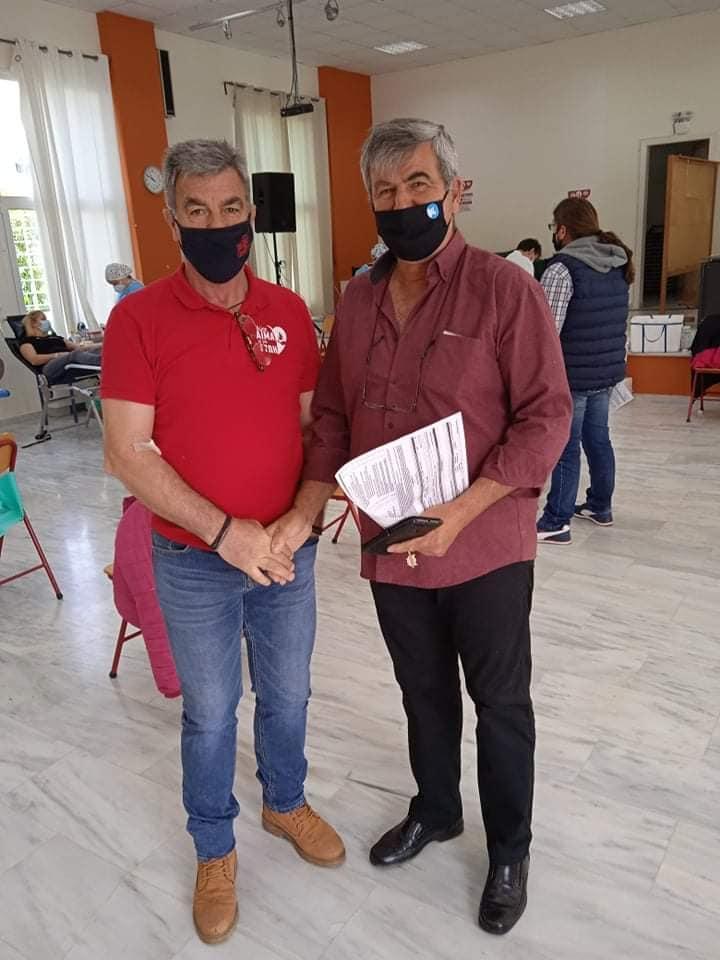 Ευχαριστήριο επιτροπής αιμοδοσίας  Δήμου Διρφύων Μεσσαπίων (φωτό) 169065467 1700618620125381 6288845856328533068 n