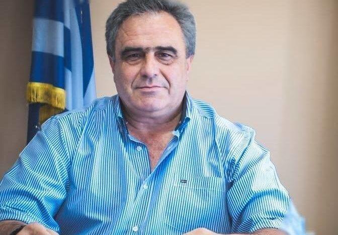 Ευχές από τον Δήμαρχο Διρφύων Μεσσαπίων Γιώργο Ψαθά