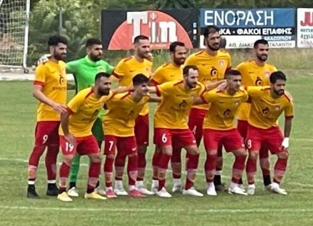 Αταλάντη-Αρτάκη 0-1