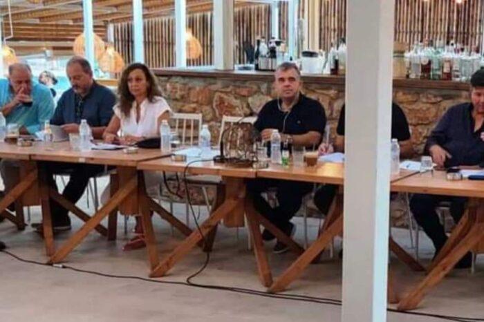 Πρόταση στήριξης κατέθεσε η Τζοβάννα Γκόγκου στην συνεδρίαση του ΔΣ της ΠΕΔ Στερεάς Ελλάδας για τον Δήμο Διρφύων Μεσσαπίων