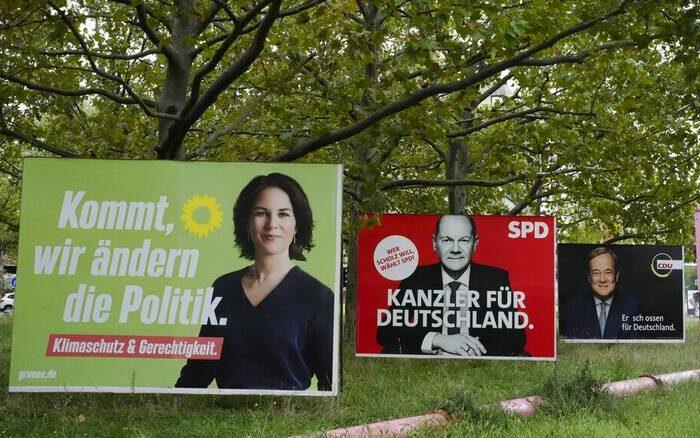 Γερμανία: Οριακή νίκη με 1,6% του SPD -Και το CDU διεκδικεί το θρόνο της Μέρκελ, τα σενάρια για το σχηματισμό κυβέρνησης