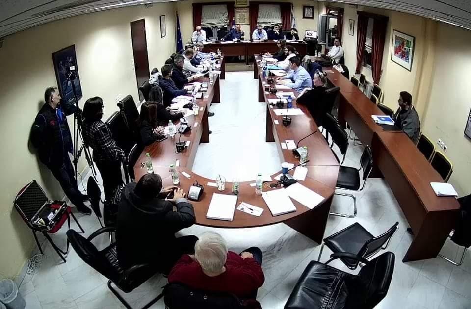 Συνεδριάζει με 10 θέματα το Δημοτικό συμβούλιο του Δήμου Διρφύων Μεσσαπίων
