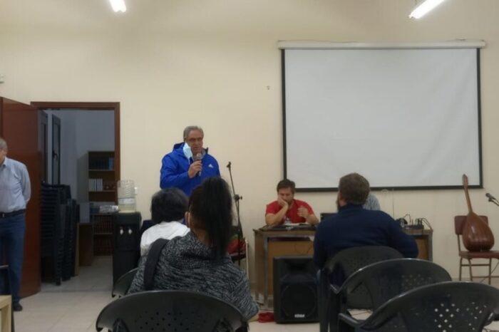 Πραγματοποιήθηκε με  επιτυχία η εκδήλωση που αφορούσε τα αιολικά πάρκα  και την βιομηχανοποίηση των δασών στην Μακρυμάλλη