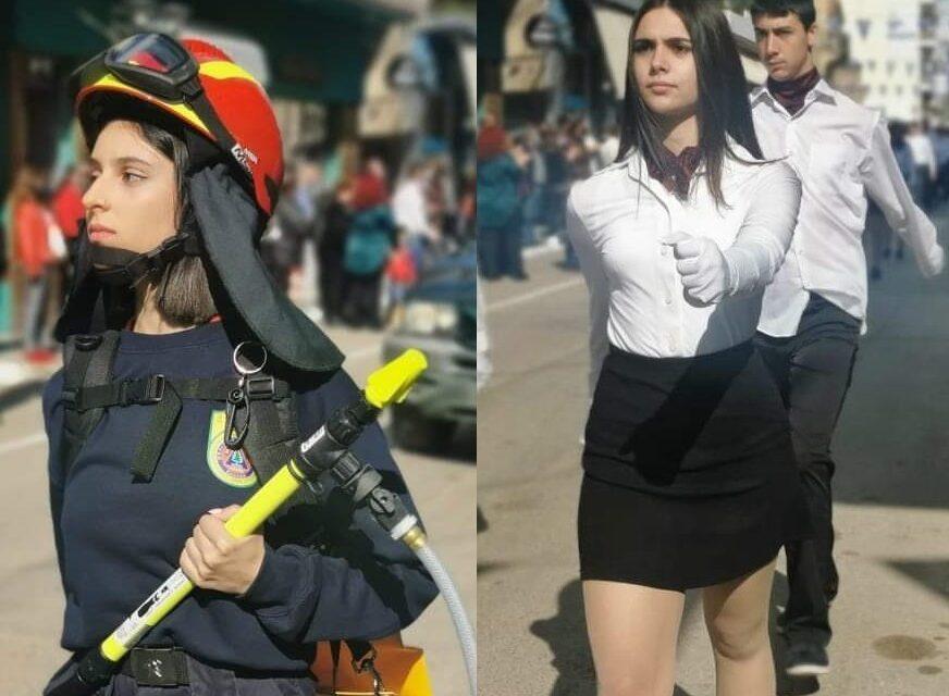 Παρέλαση 28ης Οκτωβρίου  στα Ψαχνά (φωτογραφίες)