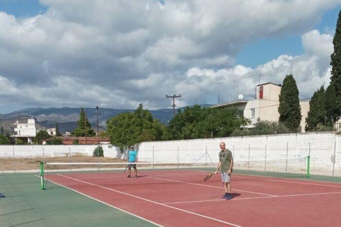 ΔΗΚΑΔΙΜΕ: Ανακοίνωση για την ολοκλήρωση και την παράδοση του γηπέδου τένις Ψαχνών