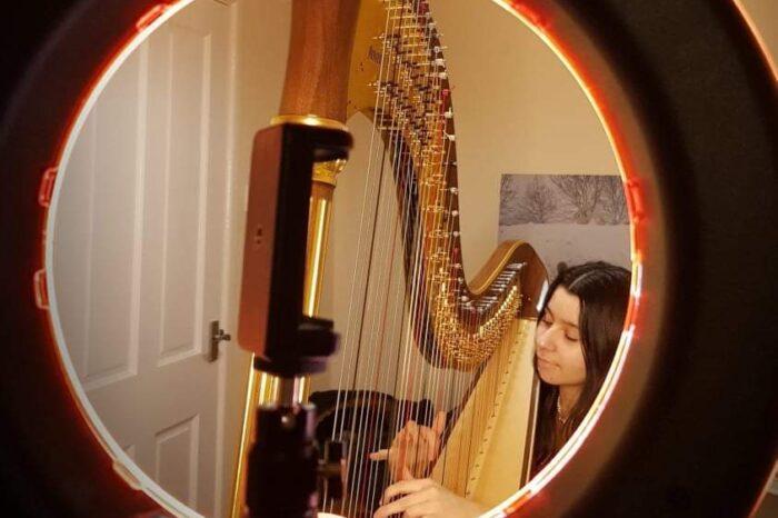 Στην Εθνική Ορχήστρα Νέων του Ηνωμένου Βασιλείου η Σοφία